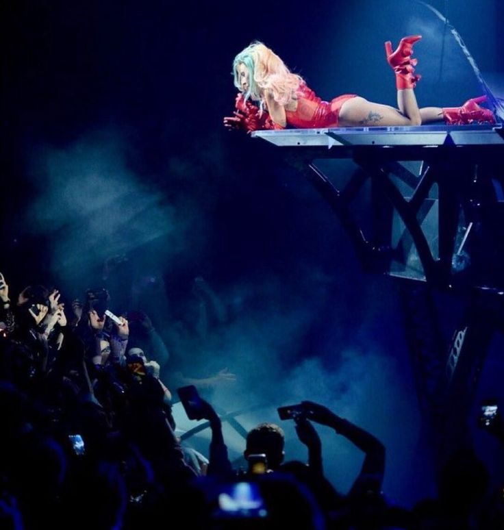 Lady Gaga is back on track and is performing better than ever!!!