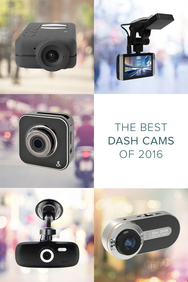 Dash Cam Buyers Guide — The 6 Best Car Dash Cams of 2016 | See which dash cams we picked as our Best Budget Cam, Most Vigilant, Most Durable and our Best Bet Dash Cam.