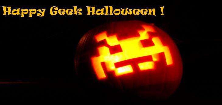 Happy Geek Halloween ! Voici quelques idées de déguisements @IndependenceGeek
