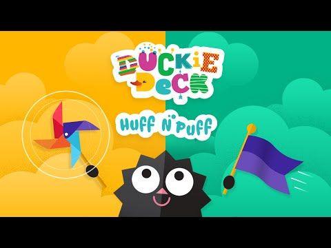 Duckie Deck Huff n' Puff on Behance