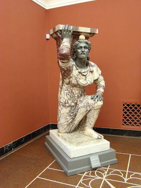 Barbarian in pavonazzetto marble   Flickr – Condivisione di foto!