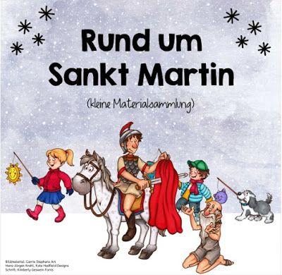 Ideenreise: Sankt Martin (kleine Sammlung)