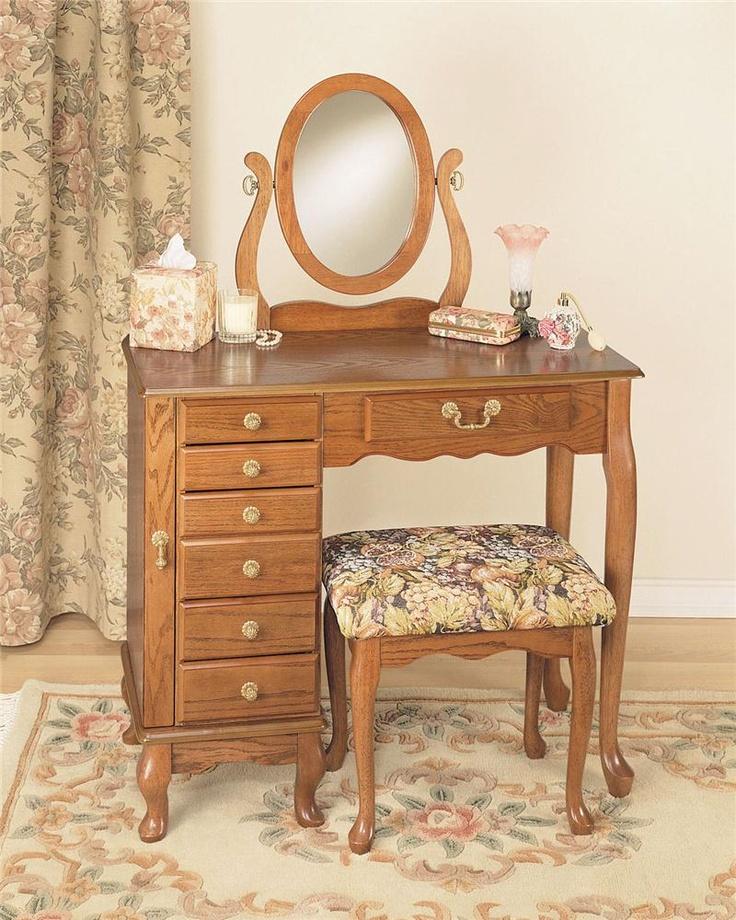Antique Makeup Vanity For Sale - Vanity : Furniture Reference #wxAZ6OEAJq |  Vanities And Vanity Stools | Pinterest | Schminktische, Antiquitäten Und