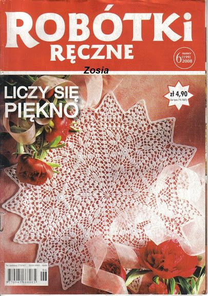 Robótki Ręczne 6. 2008 - Hanna L - Picasa Web Albums