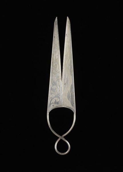 China | Scissors | 675-750 | Silver