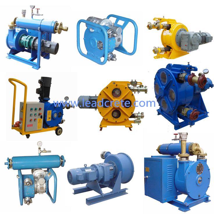 LEC series Peristaltic pump