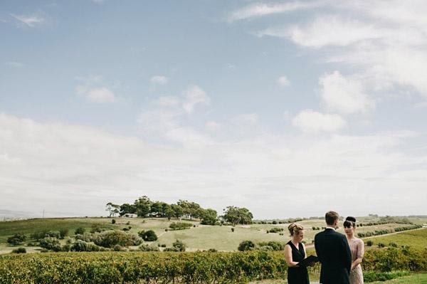 Armin karen boda en los vi edos una boda en un precioso - Paisajes de australia ...