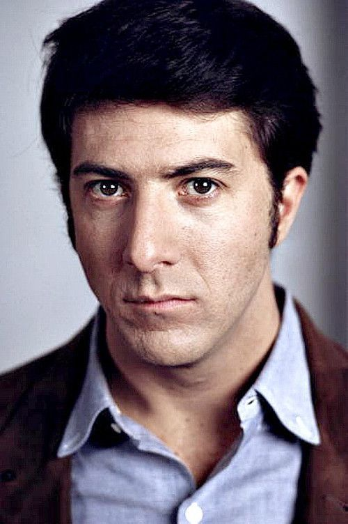 Portrait of Dustin Hoffman by Terry O'Neill, 1969
