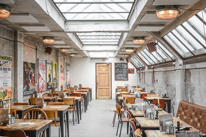 Cafe van Mechelen Amsterdam, Sloterkade 96/97, 1058 HK Amsterdam - © Binti Home