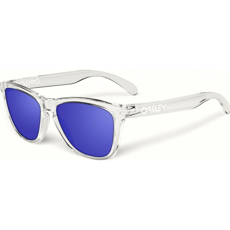 Oakley Clear Sunglasses