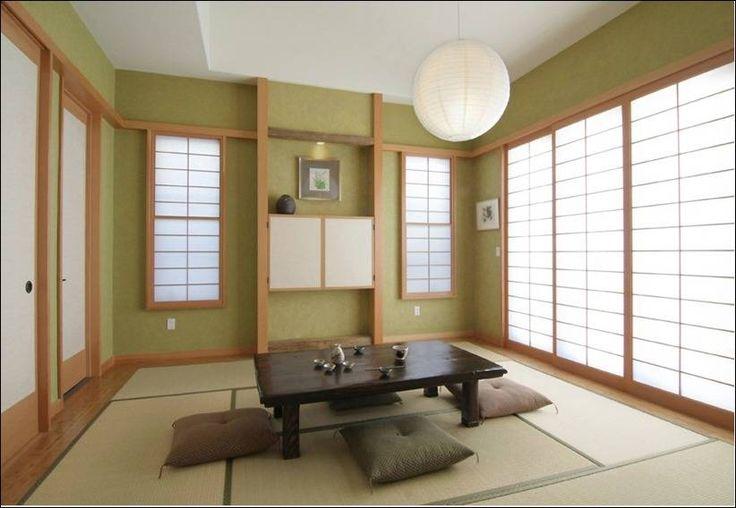Почему японский дизайн интерьера набирает популярность