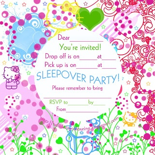 sleeping sister so invited