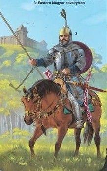 Magyar Cavalryman