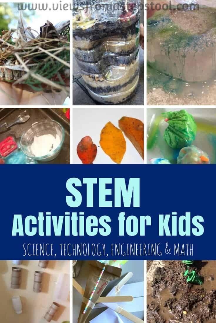 STEM (Science, Technology, Engineering and Math)