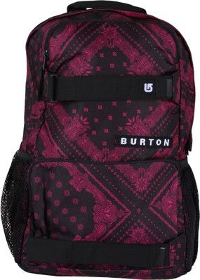 burton Treble Yell skateboard backpack