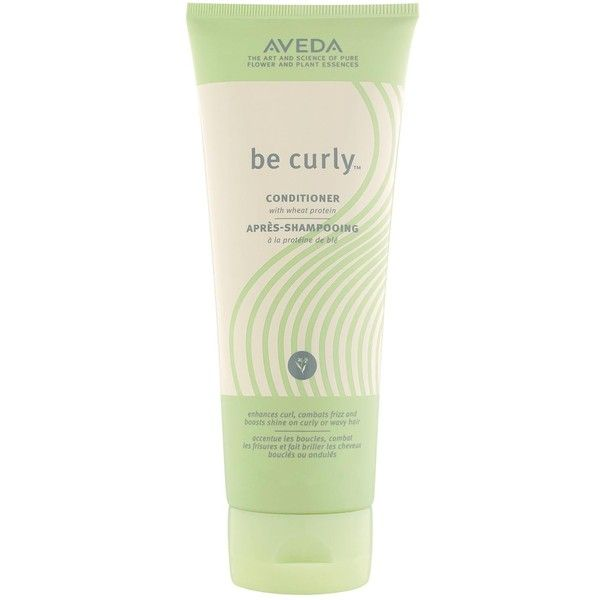 Aveda Be Curly Conditioner 200ml ($30) ❤ liked on Polyvore featuring beauty products, haircare, hair conditioner, aveda, aveda haircare, aveda hair care and curly hair conditioner