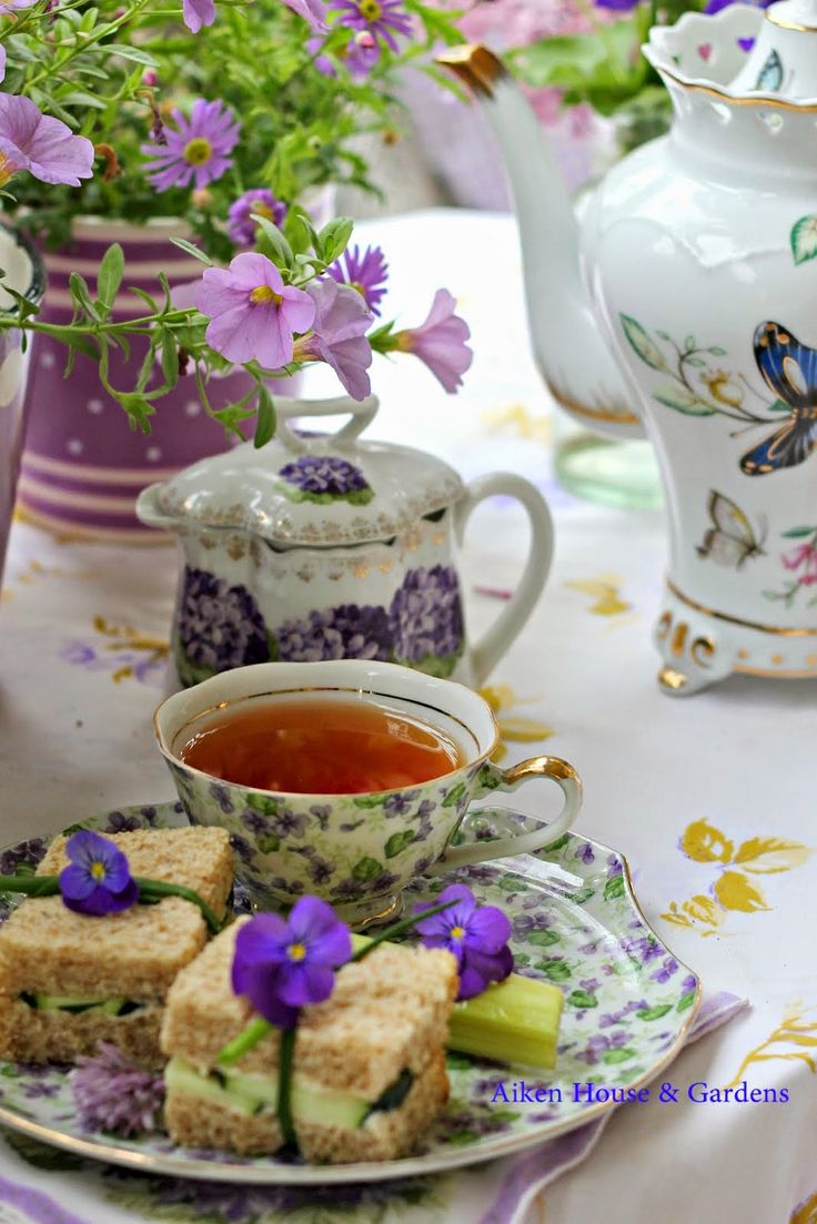 726 Best Tea Time Magazine Tea Time Images On Pinterest