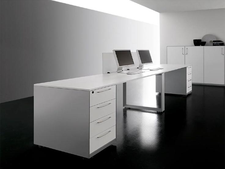 Rectangular Desk AGORAu0027 | Desk   Brunoffice · Zeitgenössische  MöbelBürotischeBüros