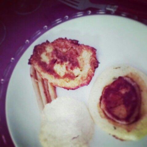 Tournedos de veaux sur sauce reblochon & galette de pomme de terre asperge tuile parmesan