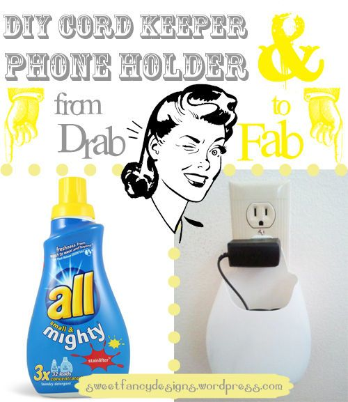 Cell phone caddy