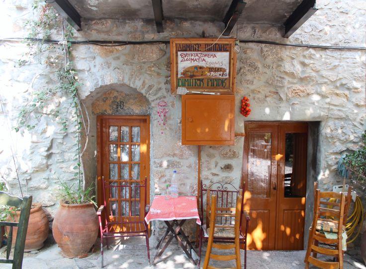 Greece Mesta House