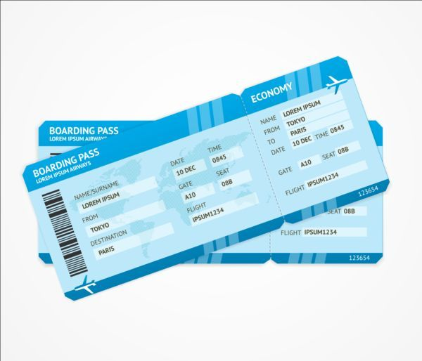 Airline tickets template design vector 02 - https://gooloc.com/airline-tickets-template-design-vector-02/?utm_source=PN&utm_medium=gooloc77%40gmail.com&utm_campaign=SNAP%2Bfrom%2BGooLoc