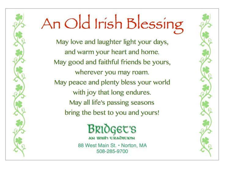 Merry Christmas and Happy New Year from Bridget's An Irish ...
