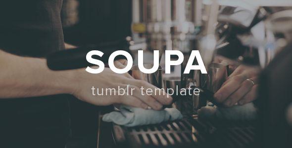Soupa - Blog Tumblr