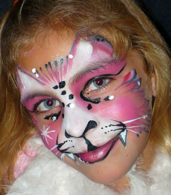 11 best ideas for Halloween images on Pinterest Body paint, Body - best halloween face painting ideas