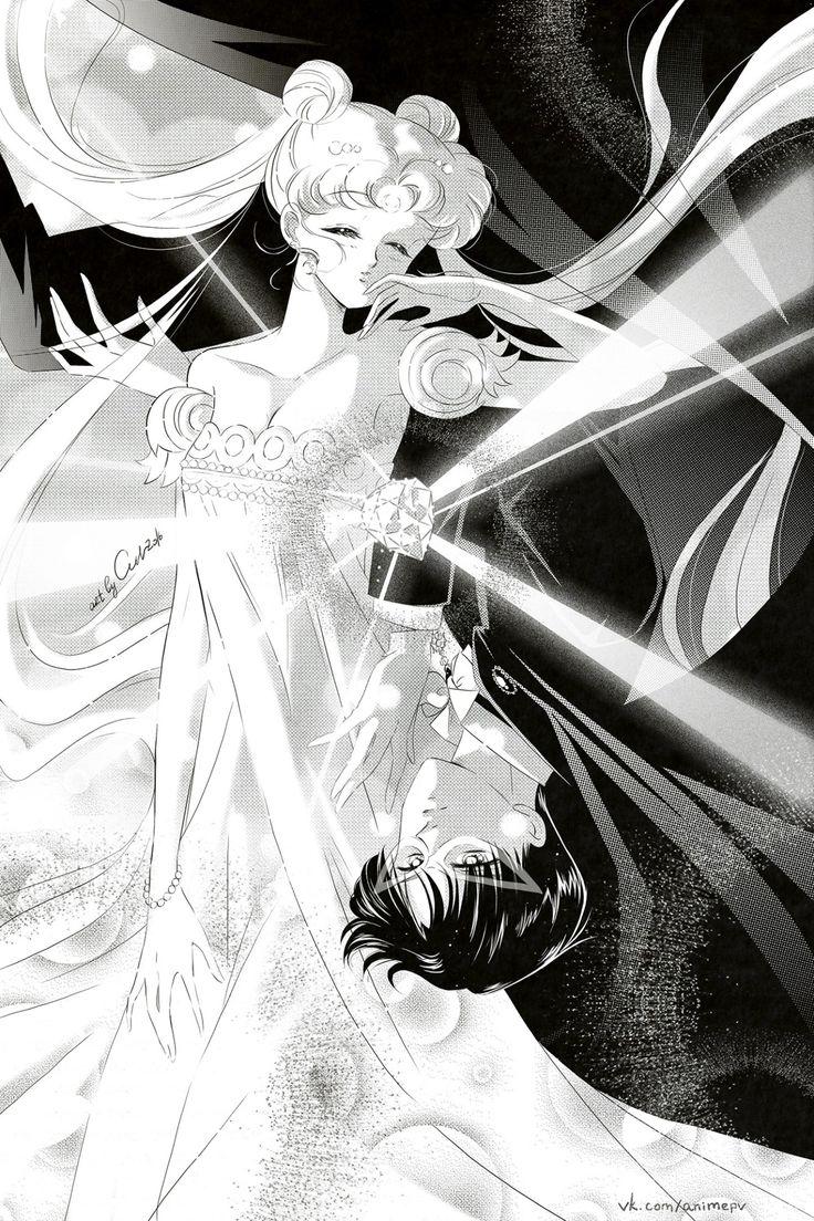 Sailor Moon Fanart by ASH.