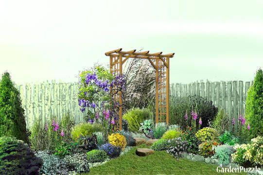 Pinterest - Garden design corner ...
