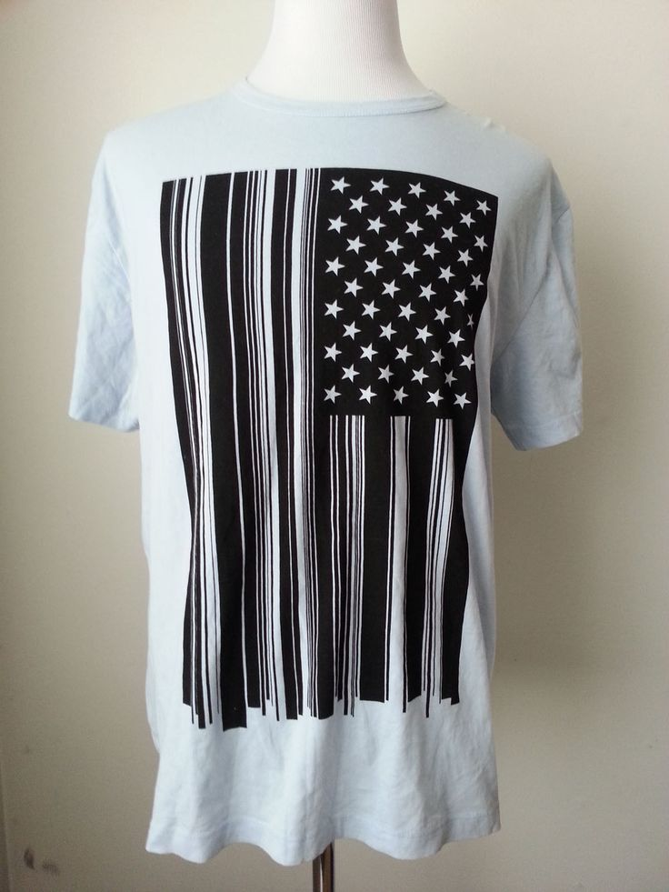#ebay FRENCH CONNECTION men's graphic t-shirt 41 Kentucky Blue Size XL US FLAG withing our EBAY store at  http://stores.ebay.com/esquirestore