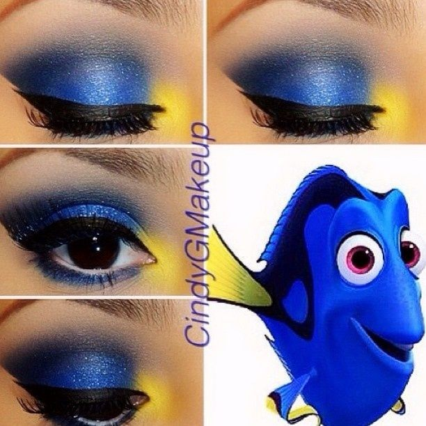 Amazing Disney Inspired Makeup - Prince of the Forest | Guff