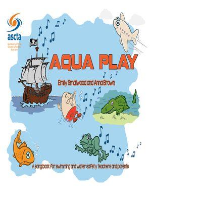 Aqua Play Swim Book for kids, parents and teachers