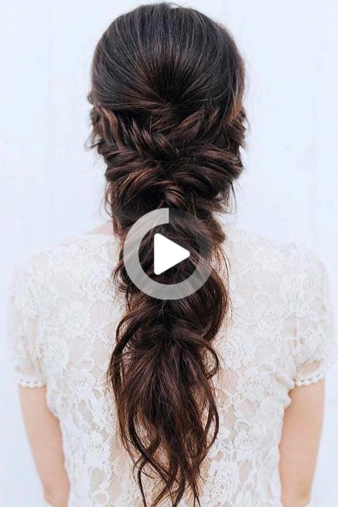 Znajdź swój idealny kilof 2020 fryzur ślubnych dla długich włosów na ogłuszenie, uroku i enchant. W 72 piękne idee fryzury, które inspirują się tutaj! #dlugiefryzury