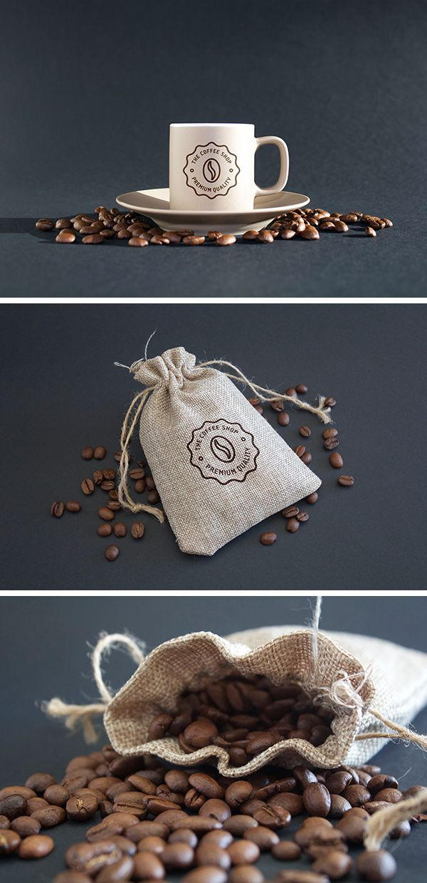 Treat yourself to these high-quality mock-ups and use them to create a neat presentation for your coffee label or...