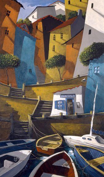 Miguel Freitas | The naive impressions and memories | TuttArt@ | Pittura * Scultura * Poesia * Musica |