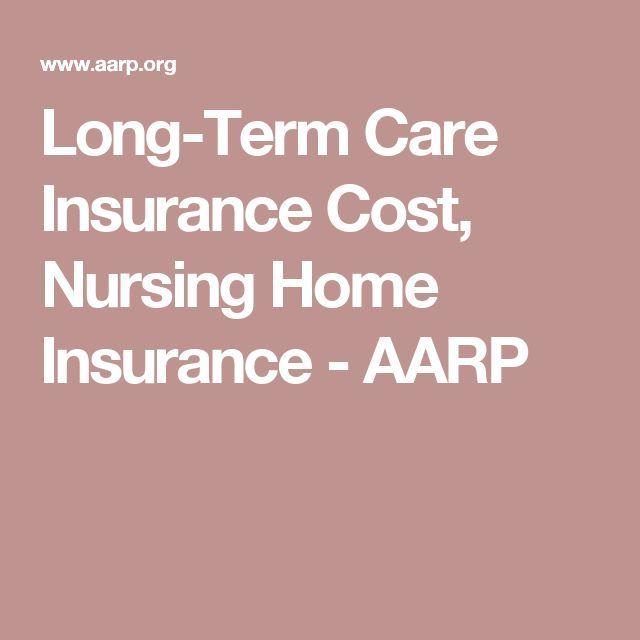 Understanding Long Term Care Insurance Personal Finance Insurance