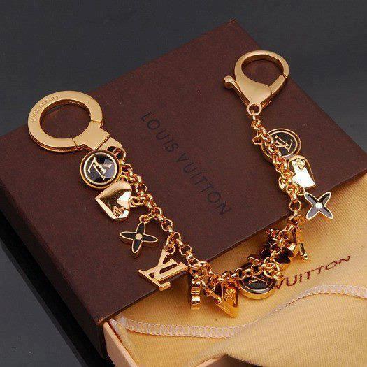Louis Vuitton handbag charms