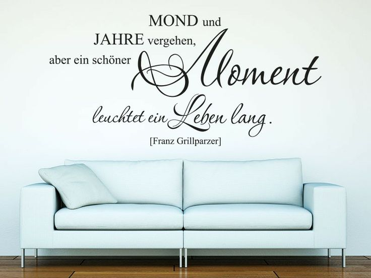 best 20 wandtattoo zitate ideas on pinterest