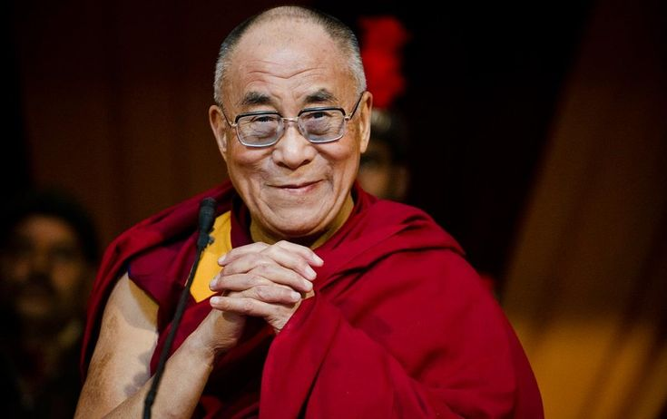 """The principle of dependent origination ~ 14th Dalai Lama http://justdharma.com/s/6dybq  We learn from the principle of dependent origination that things and events do not come into being without causes. Suffering and unsatisfactory conditions are caused by our own delusions and the contaminated actions induced by them.  – 14th Dalai Lama  from the book """"The Dalai Lama's Book of Daily Meditations"""" ISBN: 978-0712604642…"""