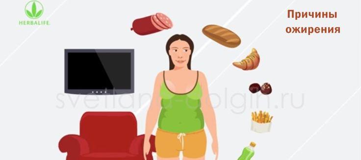 Что делает человека толстым? Причины ожирения у большинства россиян одни и те же — высококалорийная пища...http://svetlana-dolgih.ru/prichiny-ozhireniya/