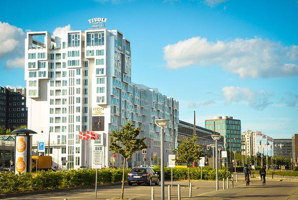 Tivoli Hotel & Congress Center. Копенгаген #Denmark #Copenhagen