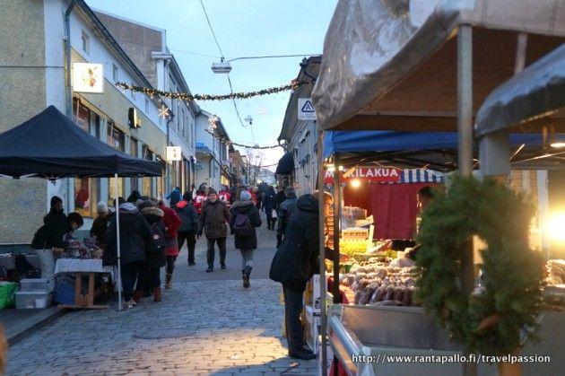 Raasepori Christmas Fair