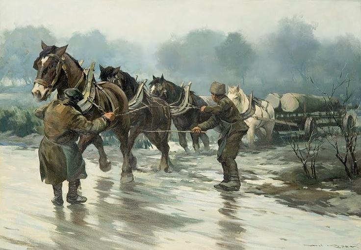 Wojciech Kossak - Polish Art