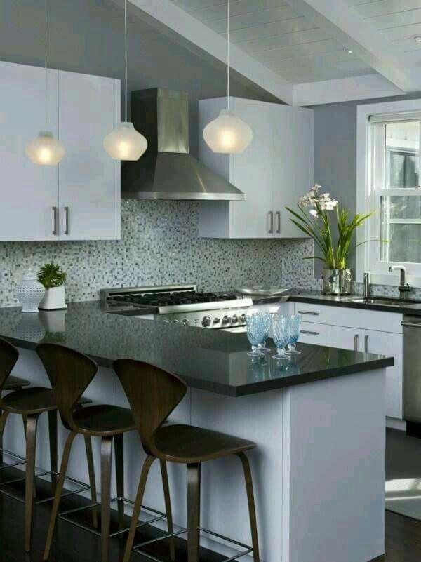 Mejores 83 imágenes de hogar en Pinterest | Cocinas, Ideas para la ...