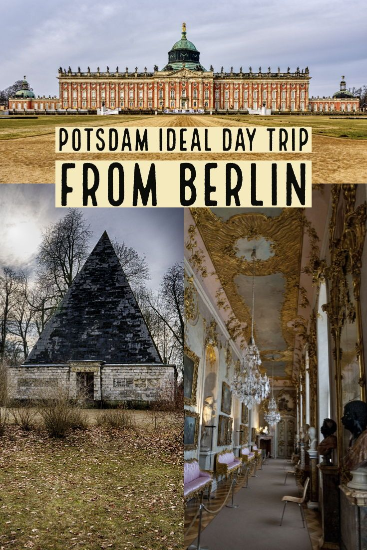 Looking For Some Glamour And Palaces To Explore While In Berlin Look No Further And Spend A Day In Potsdam Beautiful P Potsdam Palace Germany Palaces Potsdam