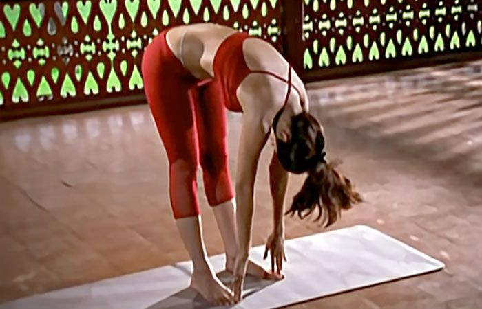 Shilpa Shetty Yoga For Good Health and Weight Loss