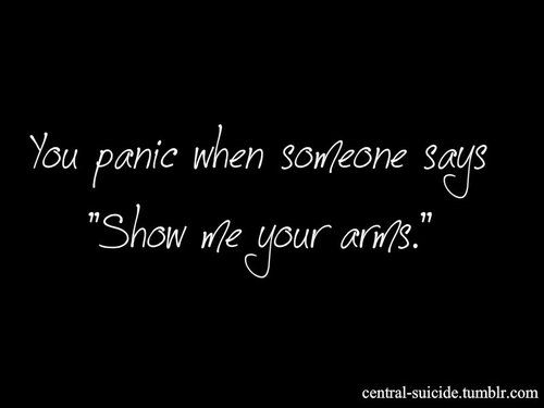 653 Best Images About Self Harm And Depression On