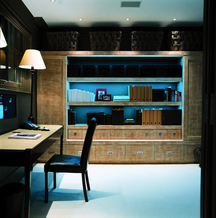 Lighting Design By John Cullen Lighting. Home Office ...